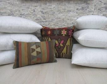 pillow kilim pillow filling insert 12x12 pillow insert filling insert decorative pillow insert home decor cushion insert boho pillow