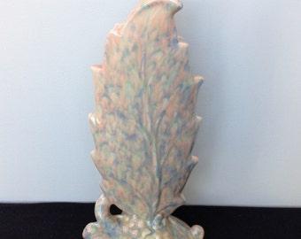 Large Royal Haeger by Royal Hickman Leaf Vase