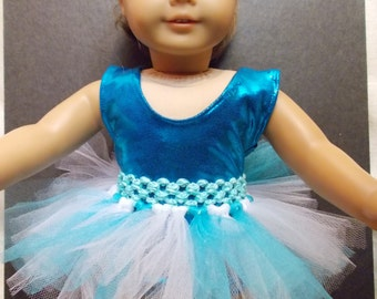 Doll leotard & tutu set