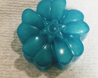 Beautiful  flower soap