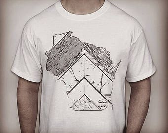 Wisconsin Cutout T-shirt