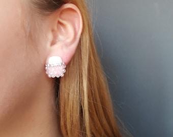 Fancy Earrings, Earrings for Wedding, Earrings for special occasion, Gift for Women