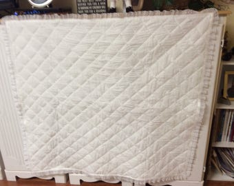 Infant Christening Blanket