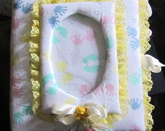 Baby Fabric Photo Album