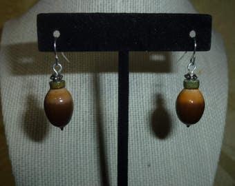 Acorn Earrings #42
