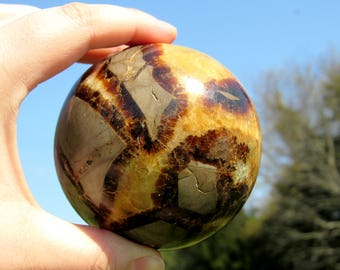 Septarian Sphere || For Public Speaking, Strength & Dragon Workings