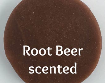 Root Beer Scented Squishy Dough- Brown Play Dough - Root Beer Scented - Aromatherapy Dough - Sensory Toys -Gifts for Kids -stress relief toy