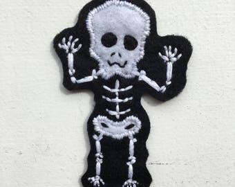 Skeleton patch