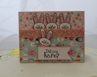 Did you Hare?