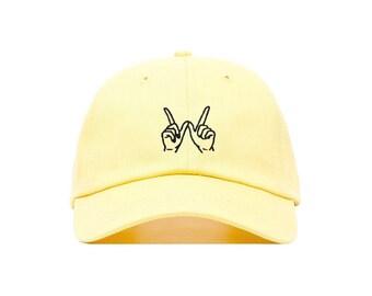 Whatever Forever Embroidered Baseball Cap