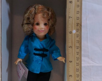 """8"""" Shirley Temple Doll by Ideal"""