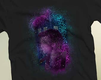 Doctor Who 11th Matt Smith T-Shirt - The Eleventh In Me