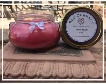 Red Currant Tureen Candle