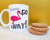 Flamin' Go Mug - In aid of Kidney Research UK