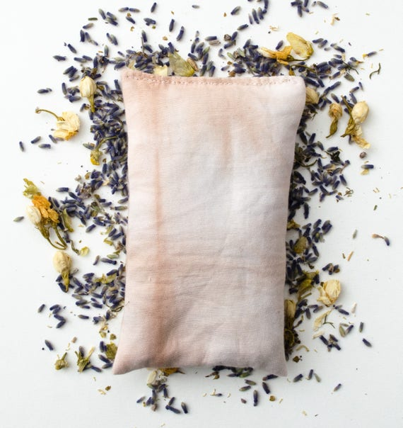 Herbal Sleep Sachet, Lavender Pillow, Organic gift, Sleep aid, Wedding Stress Relief Aromatherapy, Wedding Favours, Mother's Day Gift