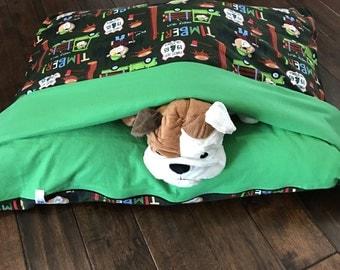 Timber Bear Snuggle Sack