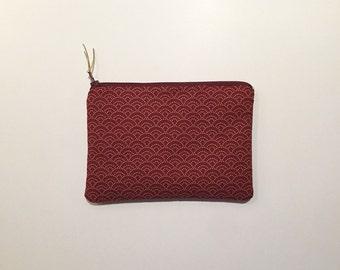 Mini pouch - model Aomori