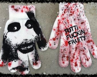 DiY The Devil's Rejects Gloves Captain Spaulding