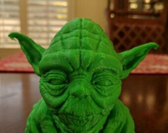 Yoda Bust
