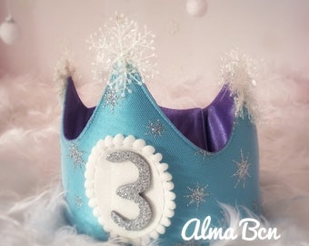 Frozen birthday Crown