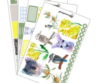 Full kit - Australian Watercolours