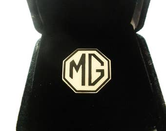 MG Vintage collectible Hat Pin/Lapel Pin