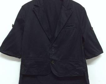 Y's by Yohji Yamamoto blazer / Yohji Yamamoto Jacket / Designer / Japanese / Issey Miyake / Junya Watanabe / Comme des Garcons