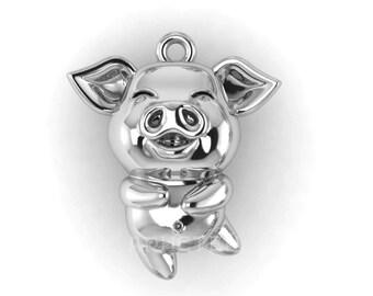 "Pendant ""Pig"" (Boar)"
