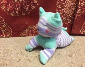 Sock Animal Cat