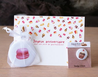 surprise gift bag - Anniversaire