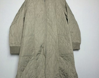 RARE!!! Y's for living japan designer Yohji YAMAMOTO long dress M size