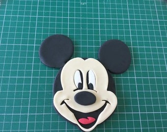 Mickey or Minnie Mouse Cake topper