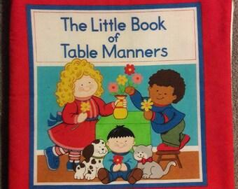 Children's fabric book