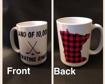 MN hockey mug