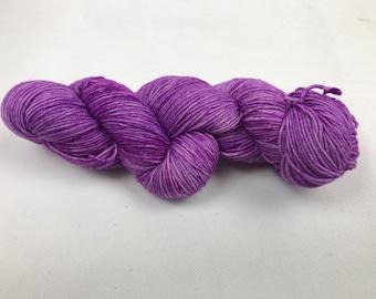 Hand-dyed DK Merino Wool