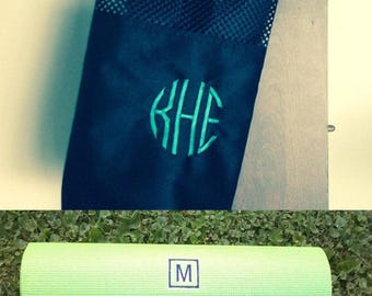 Personalized Yoga Mat and bag