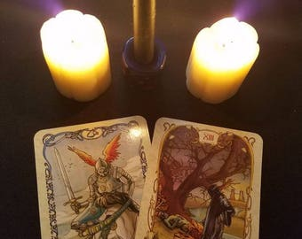 Ancestor Tarot Reading