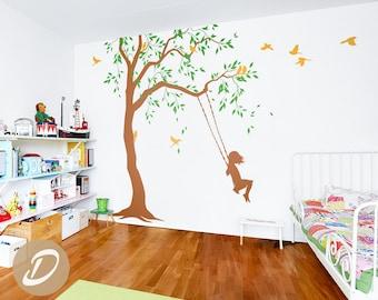 Nursery Tree Decal | Etsy Part 73