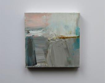 FOG... abstract landscape art, acrylic landscape, art, abstract landscape, contemporary landscape, painting, landscape, abstract art,