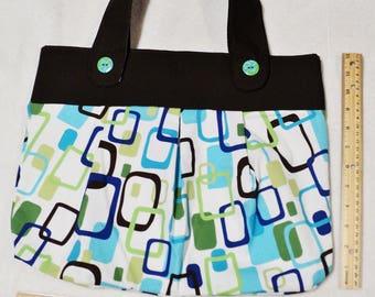 Geometric design purse