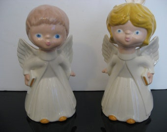 Vintage 1988 Kissing Angels