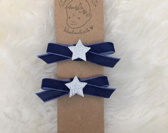 Navy Star Spangled Duo