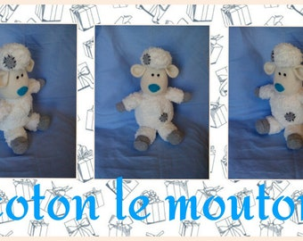tutorial of cotton the sheep