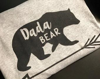 Dada Bear Shirt