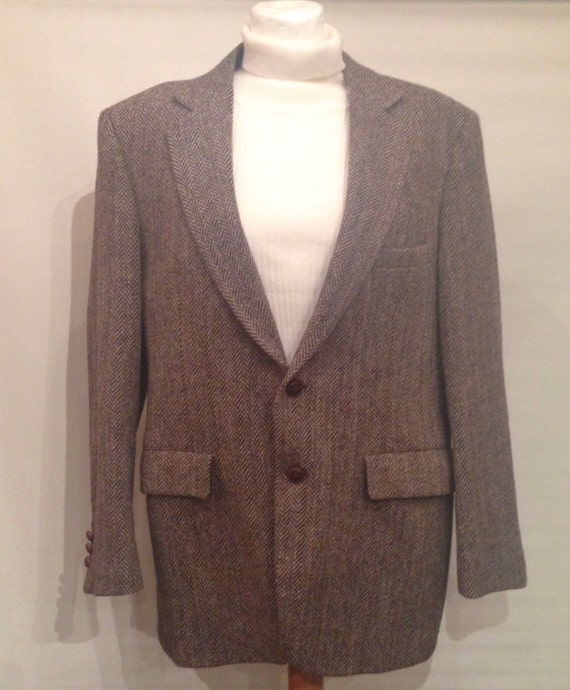 Vintage tweed blazer EV5