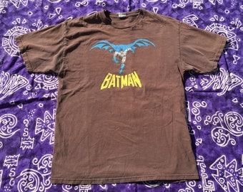 1990's, DC Comics Batman Shirt