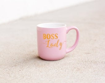 SALE Boss Lady MUG
