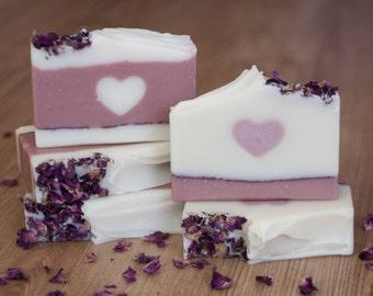 Little Bit of Love || Artisan Luxury Soap