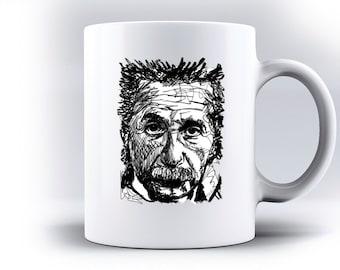 Mug Einstein