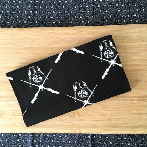 Custom Sword Carrying Bag for Japanese Martial Arts - Kendo Iaido Naginata - Star Wars Darth Vadar Design by Kendo Girl